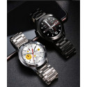 TESLA-Black Waterproof Smart Watch, Blood Pressure/Heart Rate Monitor Watch Sleep Tracker, Full Touch Screen Sport Smartwatch Fitness Bracelet