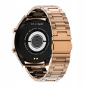 TREND-Gold Smartwatch, Metal Case Bracelet Smart Watch
